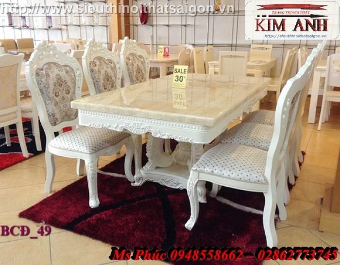 bàn ghế gỗ tân cổ điển1