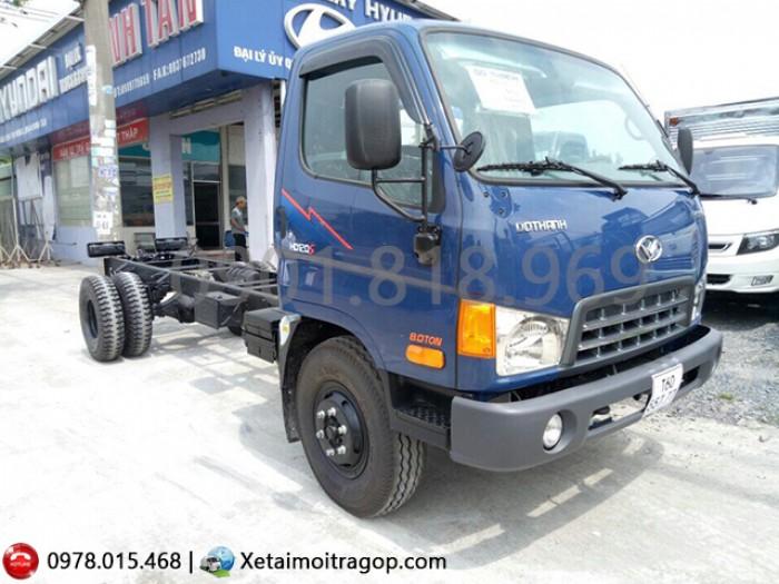 Đại Lý Xe Tải Hyundai 8 Tấn HD120S Đô Thành–Hỗ Trợ Vay 95%- Giao Xe Ngay