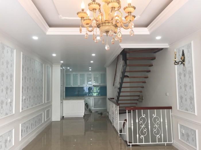 Bán nhà KĐG Ngô Thì Nhậm-HĐ-5 tầng xây mới-4PN-50m2-SĐCC