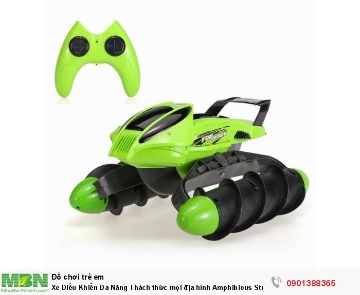 Xe Điều Khiển Đa Năng Thách thức mọi địa hình Amphibious Stunt Car - MSN388296