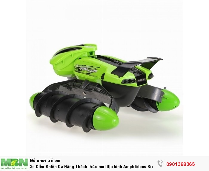 Xe Điều Khiển Đa Năng Thách thức mọi địa hình Amphibious Stunt Car - MSN3882963