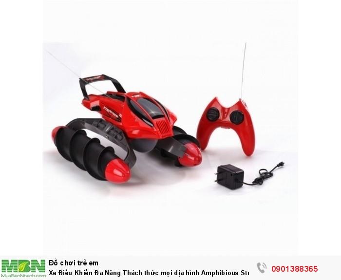 Xe Điều Khiển Đa Năng Thách thức mọi địa hình Amphibious Stunt Car - MSN3882964