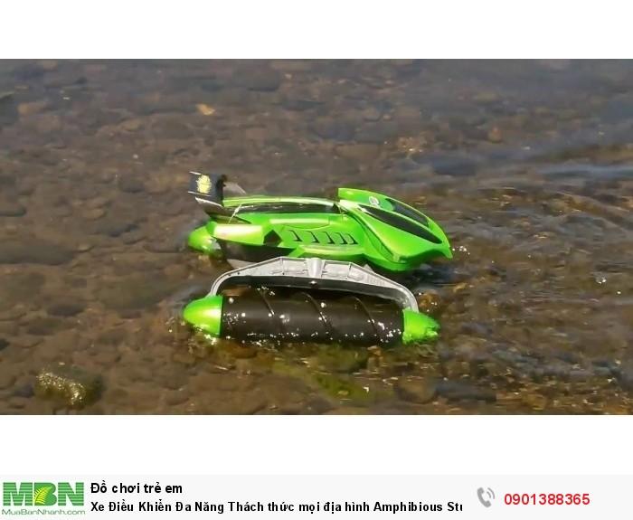 Xe Điều Khiển Đa Năng Thách thức mọi địa hình Amphibious Stunt Car - MSN3882965