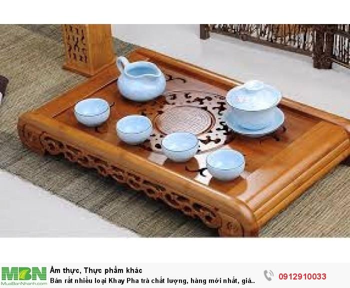 Bán rất nhiều loại Khay Pha trà chất lượng, hàng mới nhất, giá gốc