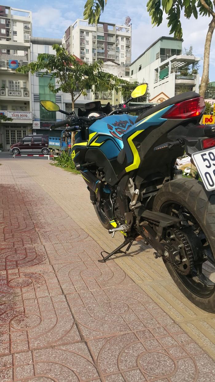 [TPHCM] - Bán xe Kawasaki Z300 HQCN, biển TPHCM