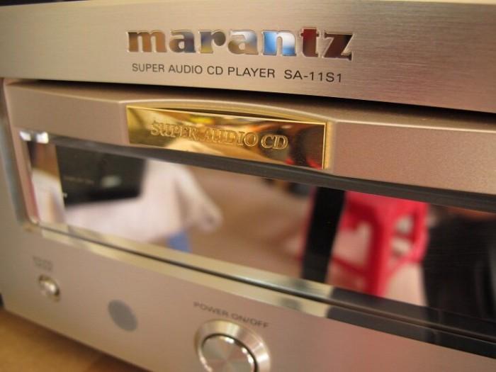 Chuyên bán CD Marantz 11S1 hàng bải long lanh