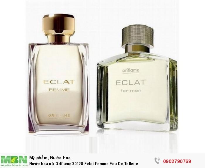 Nước hoa nữ Oriflame 30128 Eclat Femme Eau De Toilette3