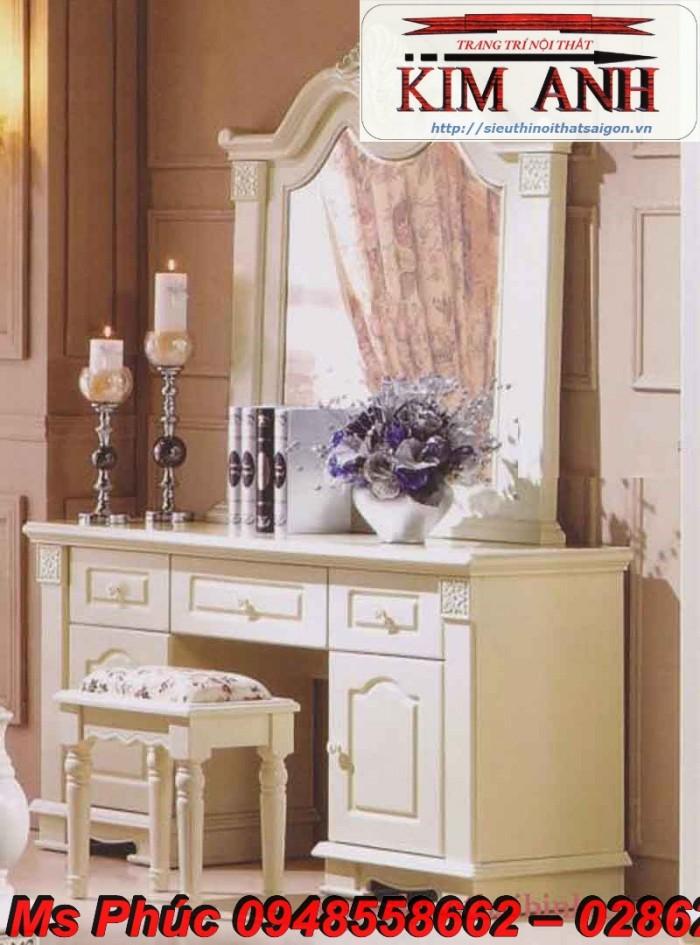 Top 30 bộ bàn phấn cổ điển khuynh đảo xu hướng nội thất phòng ngủ cổ điển7