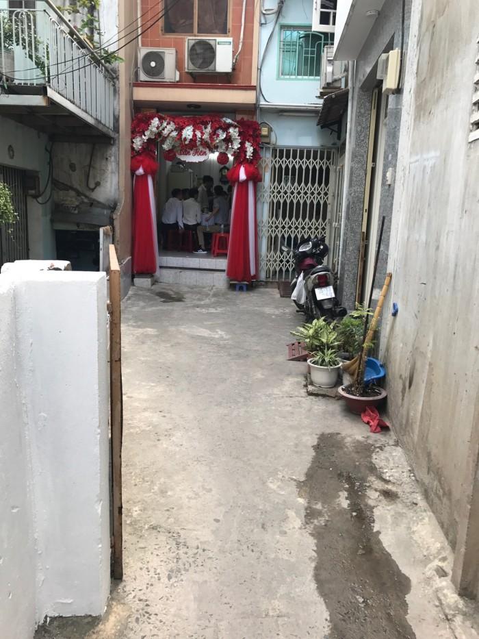 Bán Nhà Trần Huy Liệu, Dt 26m2