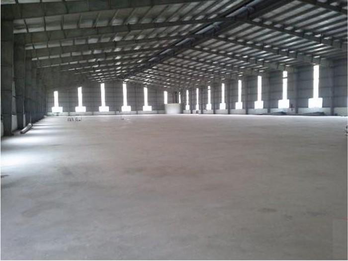 Cho thuê xưởng 2010m2 tại Phả Lại, Chí Linh Hải Dương mới đẹp