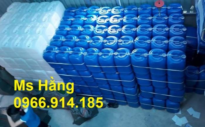Can nhựa 18L đựng dung dịch