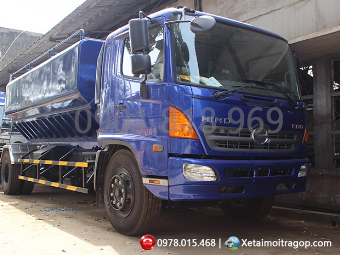 Xe Tải Hino 6.4 tấn FC - Giá xe tải Hino FC - Bán xe tải Hino 6T4 FC9JLSW Thùng 6.7m Giá Cực Rẻ , Hỗ trợ vay cao các tỉnh
