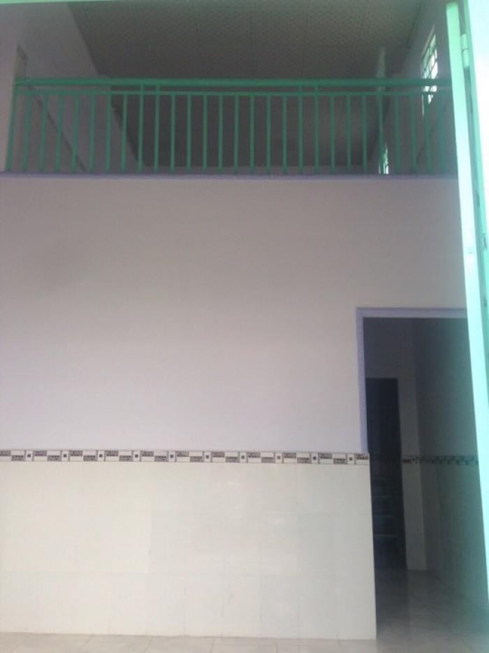 Bán căn nhà hẽm 671 P.Tân phú Q9,dt 32m2, SHR