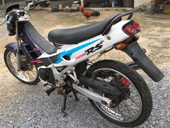 xe Honda Nova 125 - Thái Lan đời 95 - 96- 97