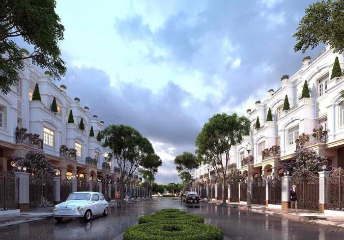 Biệt thự đẳng cấp Phạm Văn Đồng Little Village chỉ 41 căn khép kín an ninh 24/24