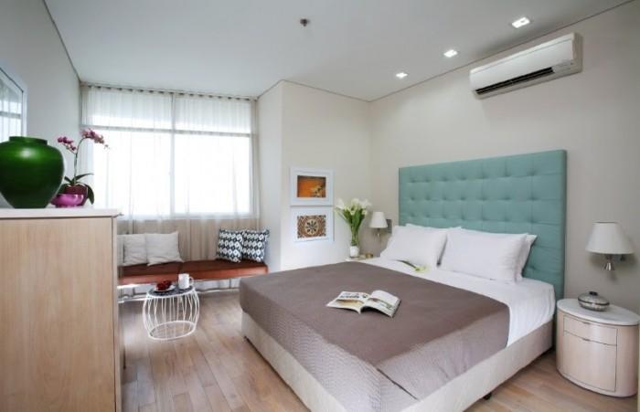 Cần bán căn hộ 1pn giai đoạn 2, dự án City garden, tầng cao view thoáng, 3.95ty