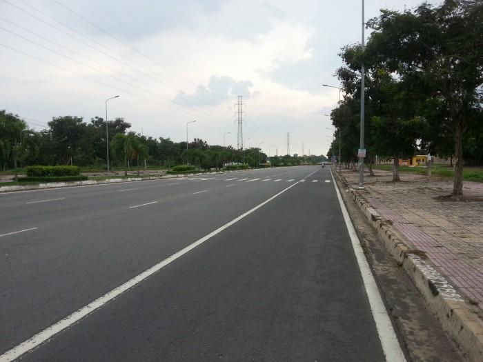 Đất nền chính chủ Đường Nguyễn An Q2. Gần Trường, SHR