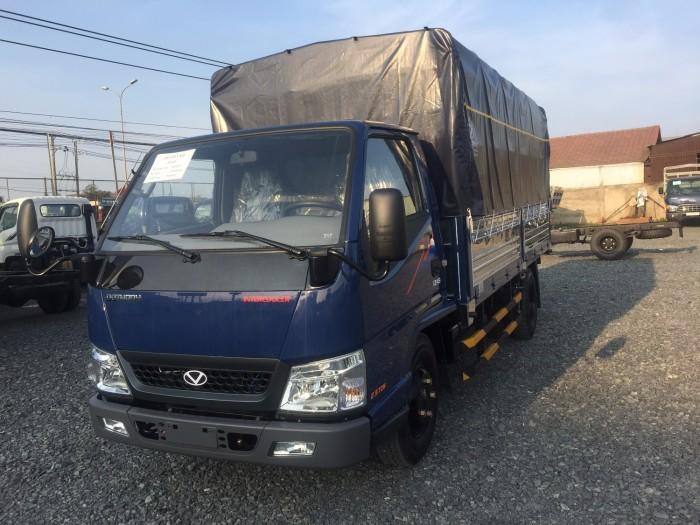 Hyundai Đô Thành 2T4 - Xe IZ49 2T4 Thùng Mui Bạt Vào Thành Phố - Xe Giao Ngay
