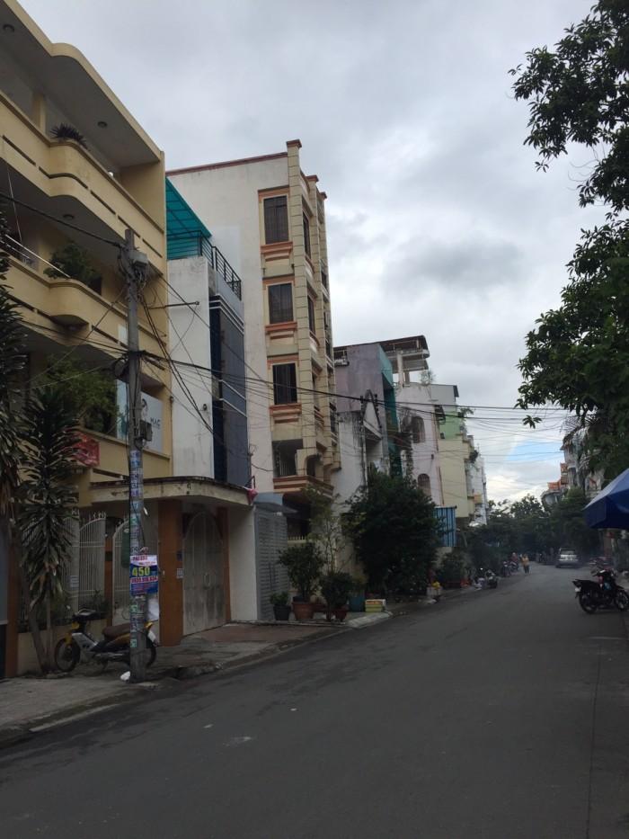 Cần cho thuê nhà nguyên căn 3 tầng MT đường số 1 Chu Văn An