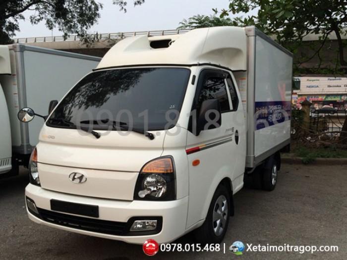 Hyundai Porter sản xuất năm 2013 Số tay (số sàn) Xe tải động cơ Dầu diesel