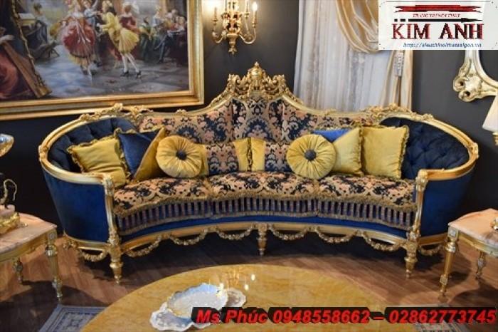 sofa góc bằng gỗ Vũng tàu3