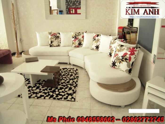 Sofa cổ điển góc L | bàn ghế tân cổ điển thanh lý tại gò vấp9