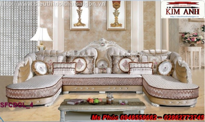 bộ bàn ghế gỗ tân cổ điển24