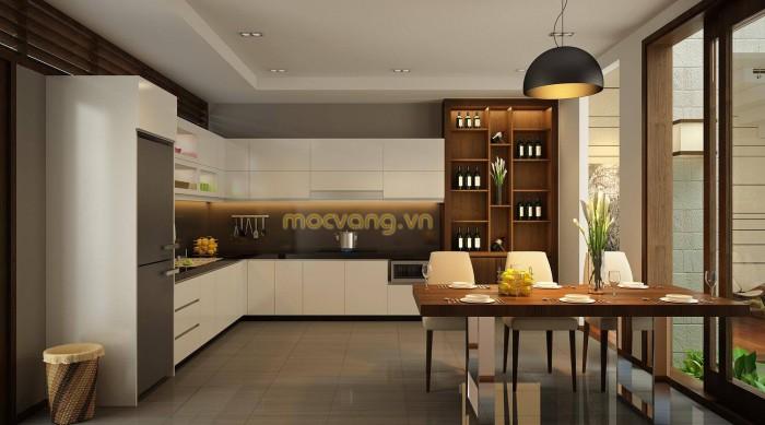 Tủ bếp hiện đại0
