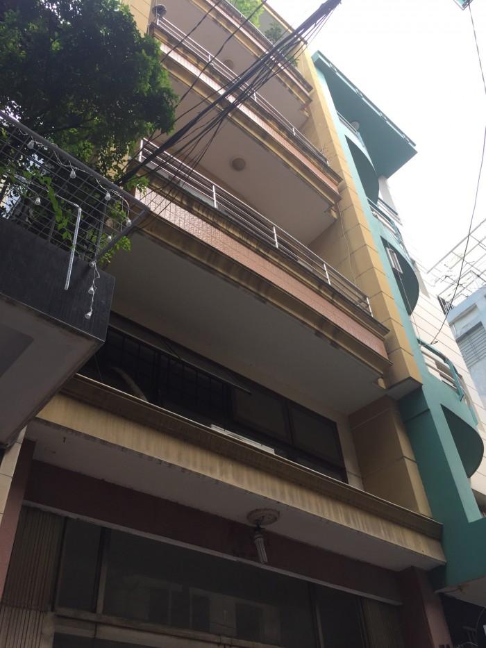 Bán nhà góc 2MT Trần Hưng Đạo-NC Chân CN 37m2,3L