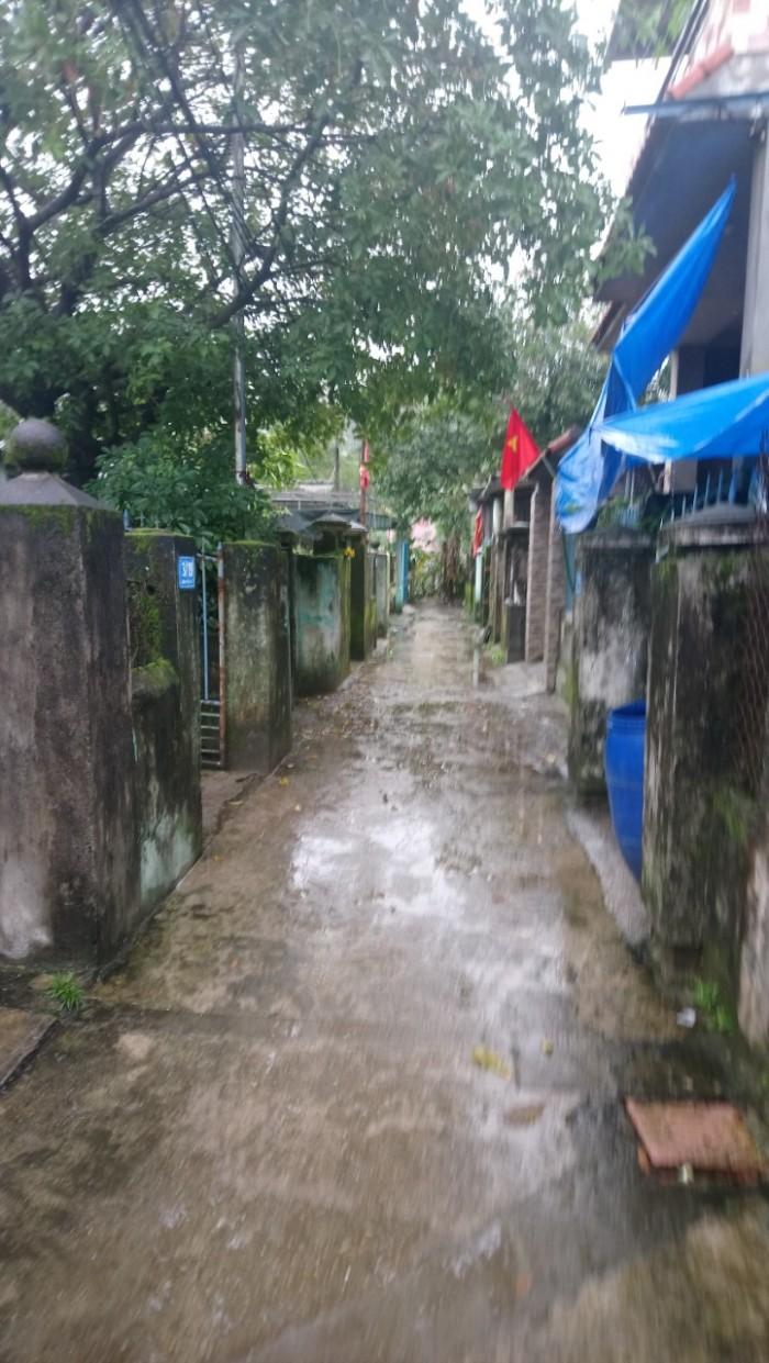 Bán đất cạnh nhà máy dệt thủy Dương