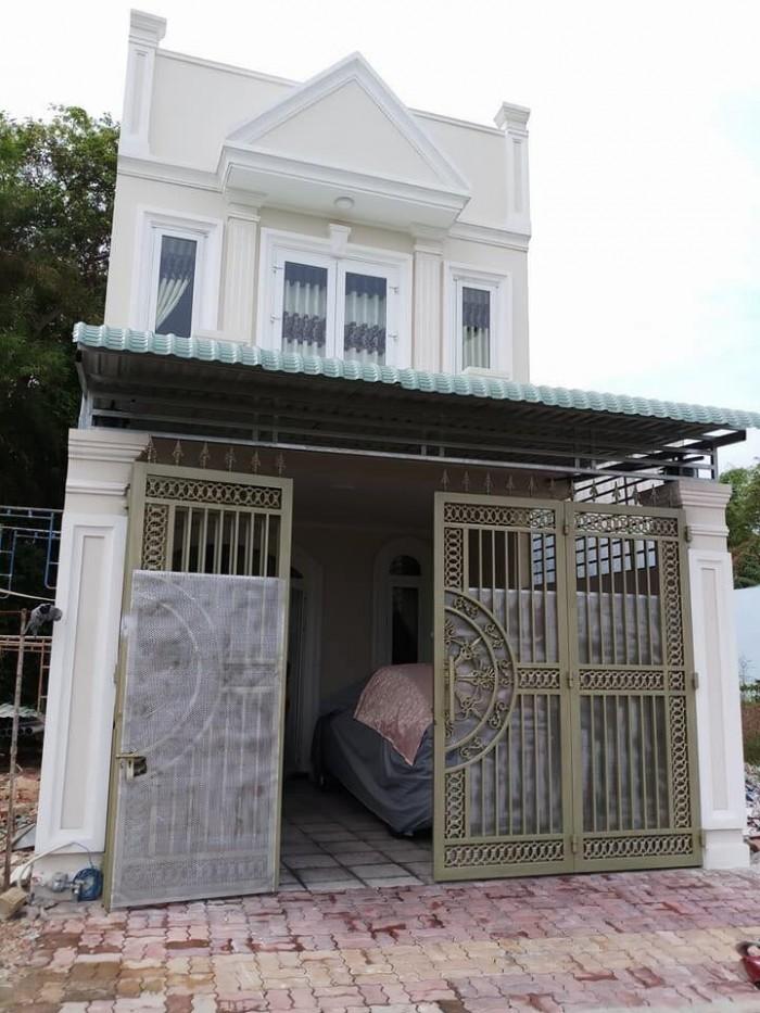 Bán nhà KDC Chánh Nghĩa, nhà xây mới dọn vào ở ngay