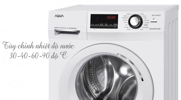 Máy giặt Aqua 8.5 Kg AQD-D850ZT1