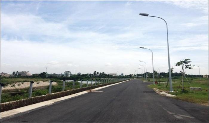 Đất mặt tiền đường Nguyễn Hoàng Quận 2, sổ hồng riêng