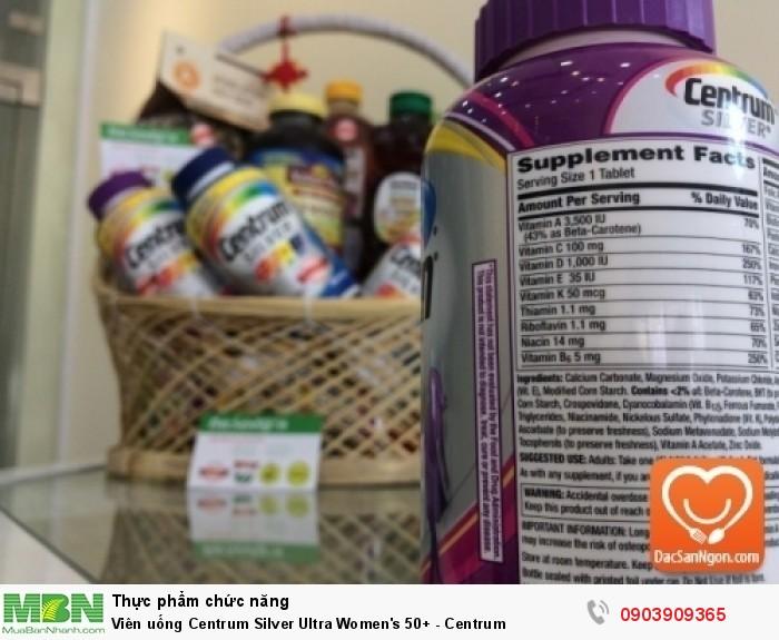 Bổ sung Vitamin tổng hợp/Khoáng chất bổ sung5