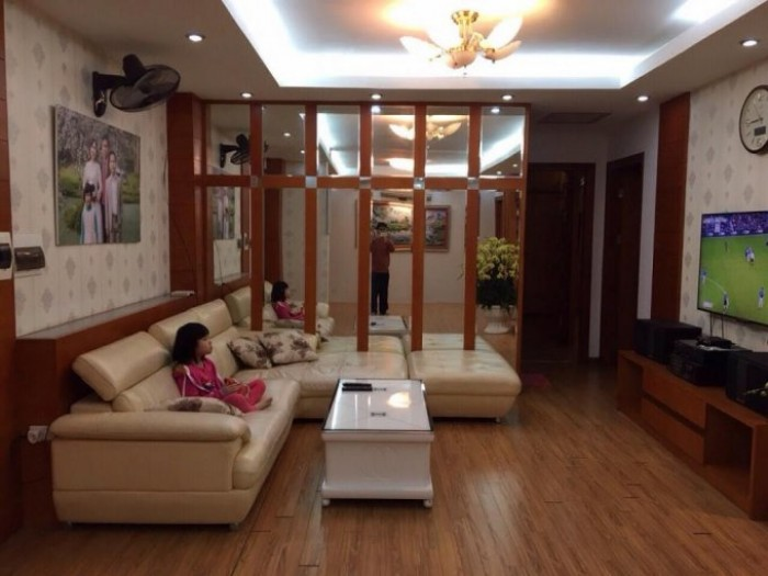 Chủ đầu tư bán CC mini cao cấp Nguyễn Văn Cừ - Long Biên