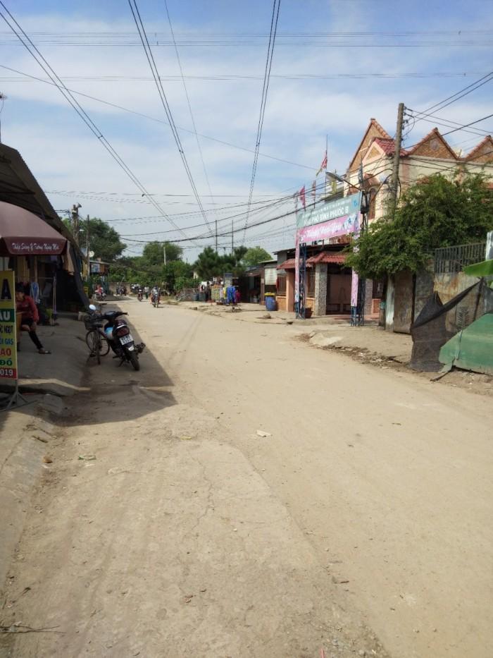 Bán đất kinh doanh mặt đường chính kdc Bình Chuẩn