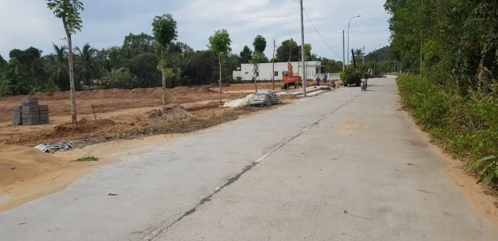 Bán đất nền Búng Gội Phú Quốc nối đường Hùng Vương và Nguyễn Trung Trực