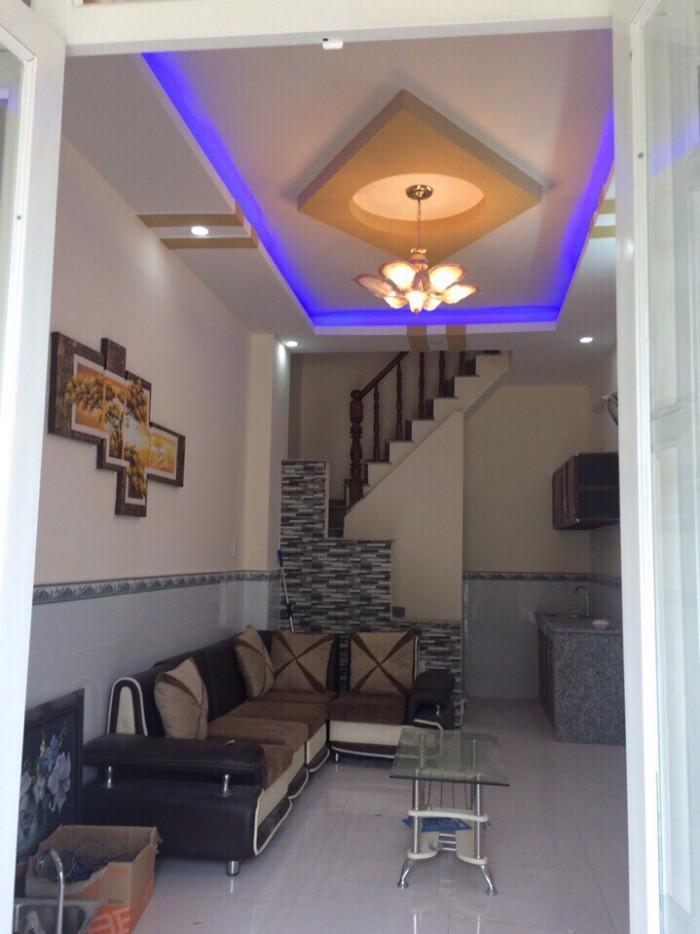 Nhà mới xây 1 sẹc 1730 tỉnh lộ 10,Bình Tân