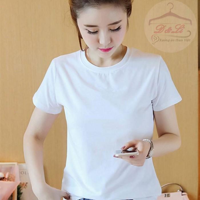 Áo thun trắng giá sỉ TPHCM11