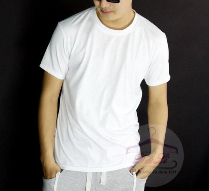 Áo thun trắng giá sỉ TPHCM10