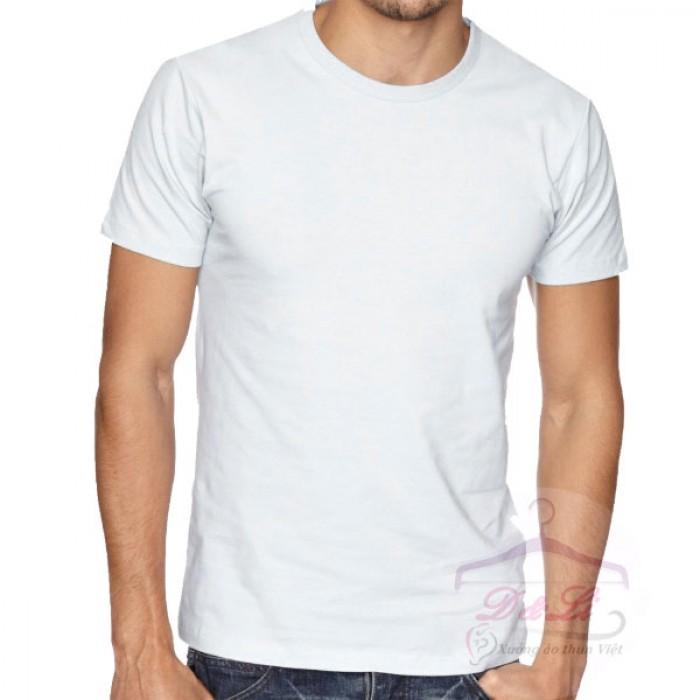 Áo thun trắng giá sỉ TPHCM9