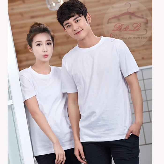 Áo thun trắng giá sỉ TPHCM5
