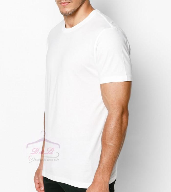 Áo thun trắng giá sỉ TPHCM2