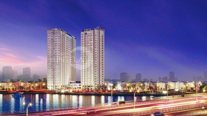 Căn hộ Saigon Intela kết nối Q1,Q5,Q8,Q7 – hỗ trợ vay lãi suất thấp