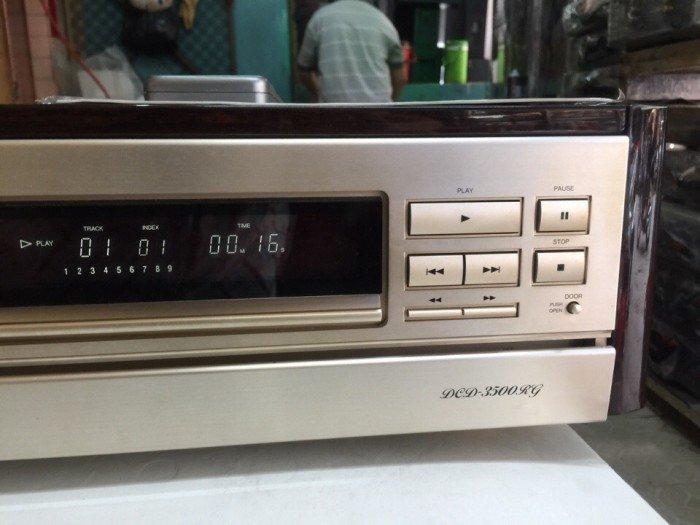 Bán chuyên CD Denon 3500RG hàng bải tuyển chọn từ Nhật về6