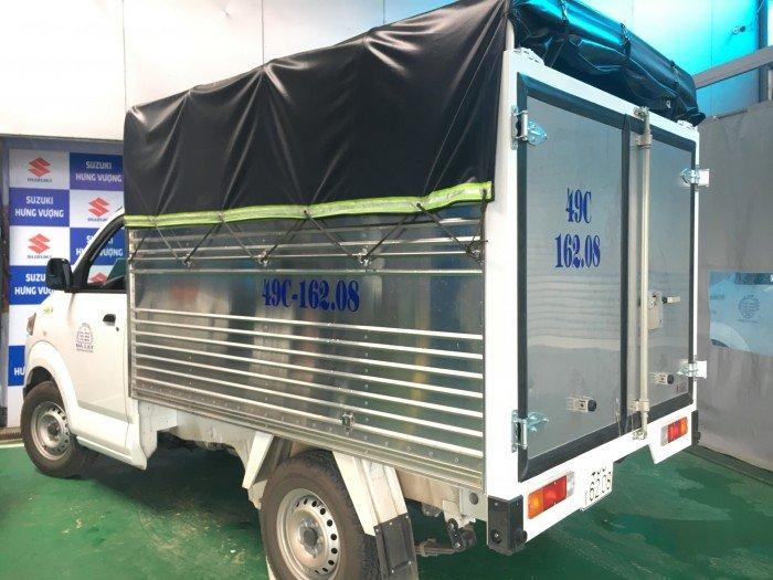Bán xe tải SUZUKI Super Carry Pro thùng mui bạt, 750kg, giá tốt