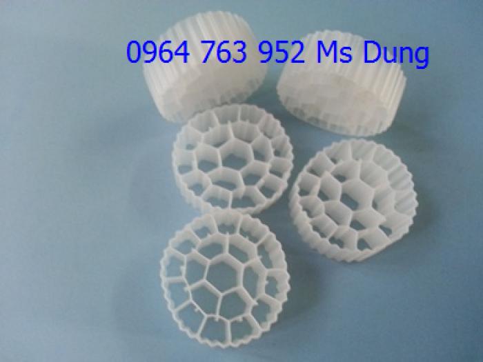 Giá thể vi sinh lơ lửng dạng hình trụ bánh xe (MBBR)/ Đệm vi sinh lơ lửng dạng hình trụ bánh xe17