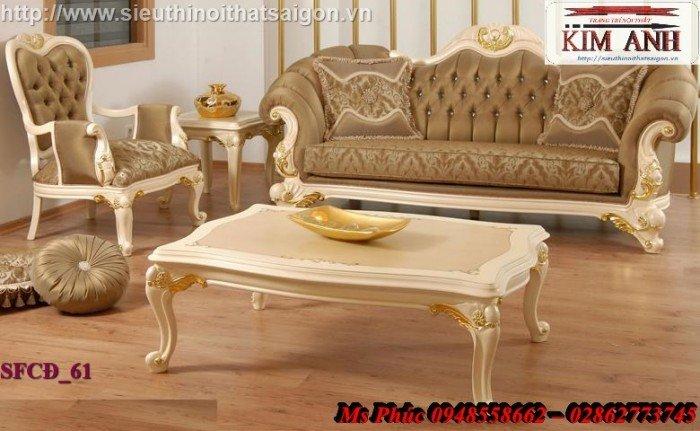 Giá sofa cổ điển châu âu SFCĐ_34 - đẳng cấp nội thất cổ điển tphcm24