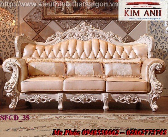 Sofa cổ điển phong cách cổ điển3