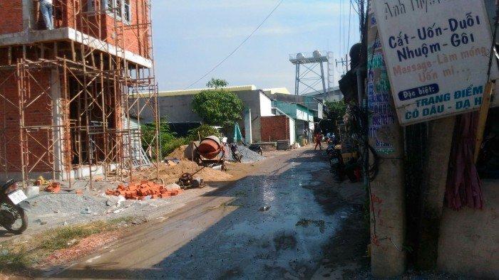 Bán đất đường Thuận Giao 19 cách kdc Thuận giao 200m, gần chợ tự phát nhỏ